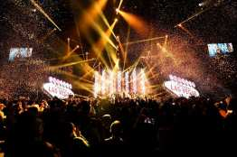 Vegas Strong Benefit Concert at T-Mobile Arena