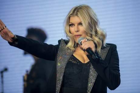 Fergie at Caesars Palace