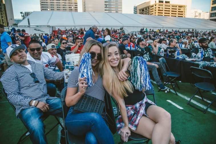 Big Game Bash at Downtown Las Vegas Events Center 19