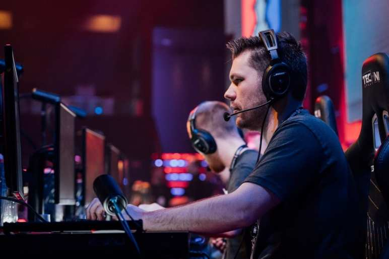 Esports Arena Las Vegas held multiple show matches to celebrate its grand opening on March 22, 2018