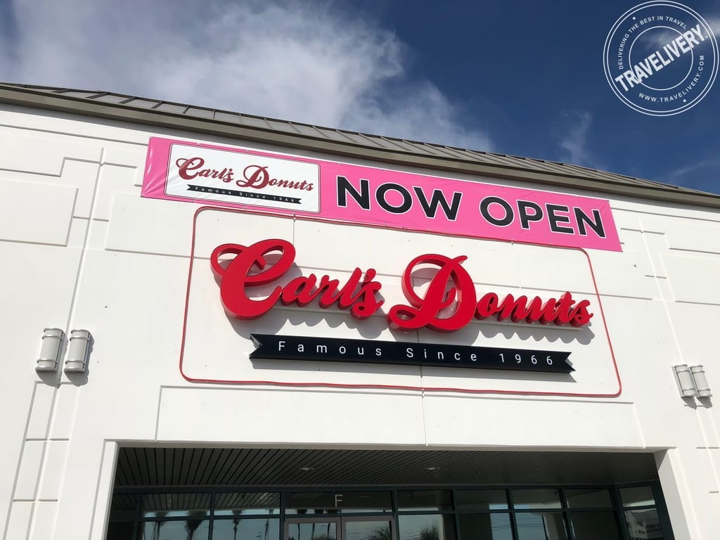 Carl's Donuts Reopens Their Retail Store in Las Vegas