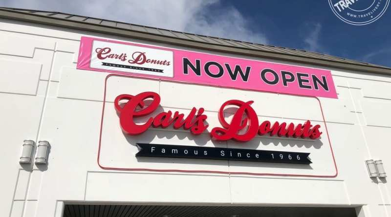 Carl's Donuts