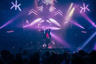 Hakkasan - Michael Jackson Impersonator - Photo Credit Sam Hamoui 1