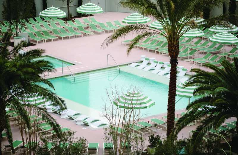 Park MGM - Pool - Photo Credit Patrick Michael Chin