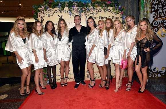 Copper Hefner at Playboy's Midsummer Night's Dream at Marquee Nightclub