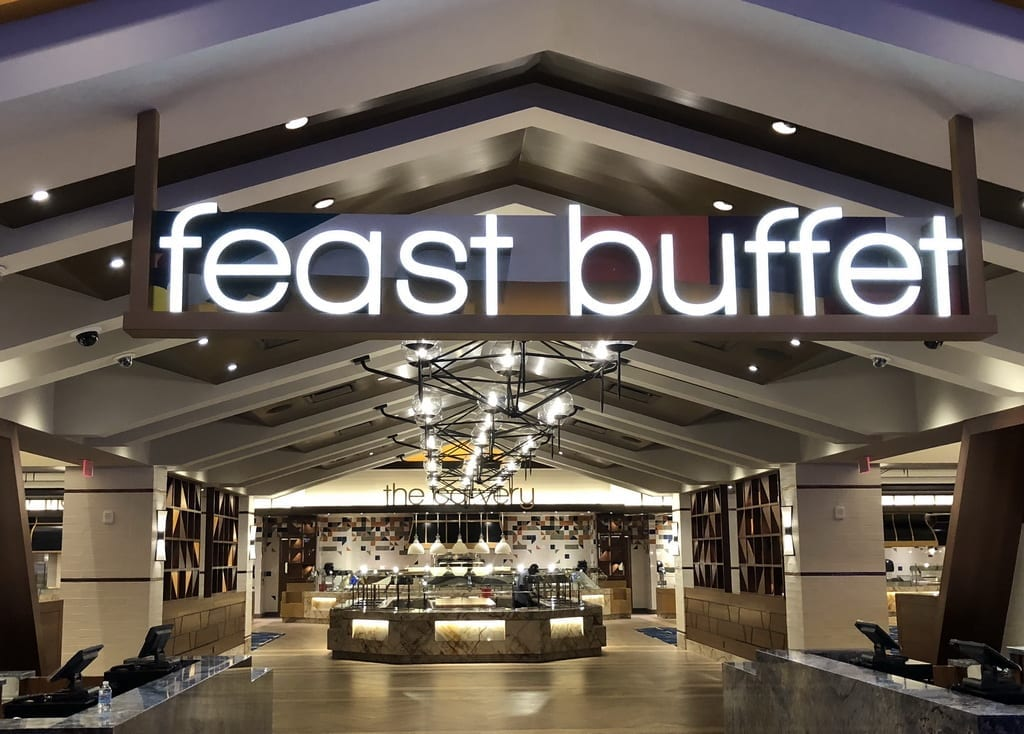 Feast Buffet at Palace Station Receives Complete Renovation