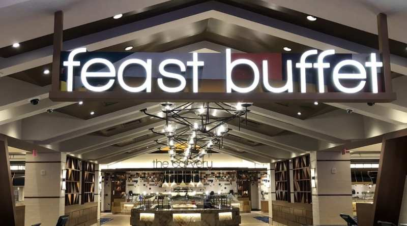 Feast Buffet at Palace Station