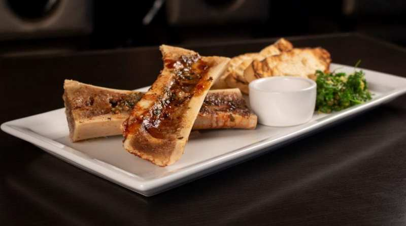 Oscar's Steakhouse - Benny Bs Roasted Bone Marrow