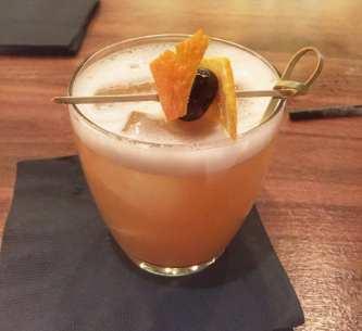 Oscar's Steakhouse - Defendant Cocktail
