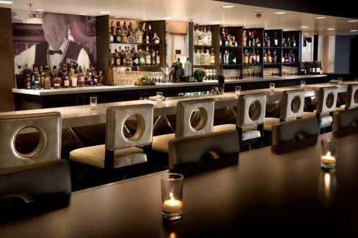 Oscar's Steakhouse Lounge