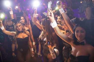 Playboy's Midsummer Night's Dream at Marquee Nightclub
