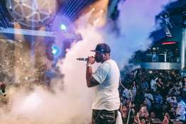 50 Cent Performs at Drai's