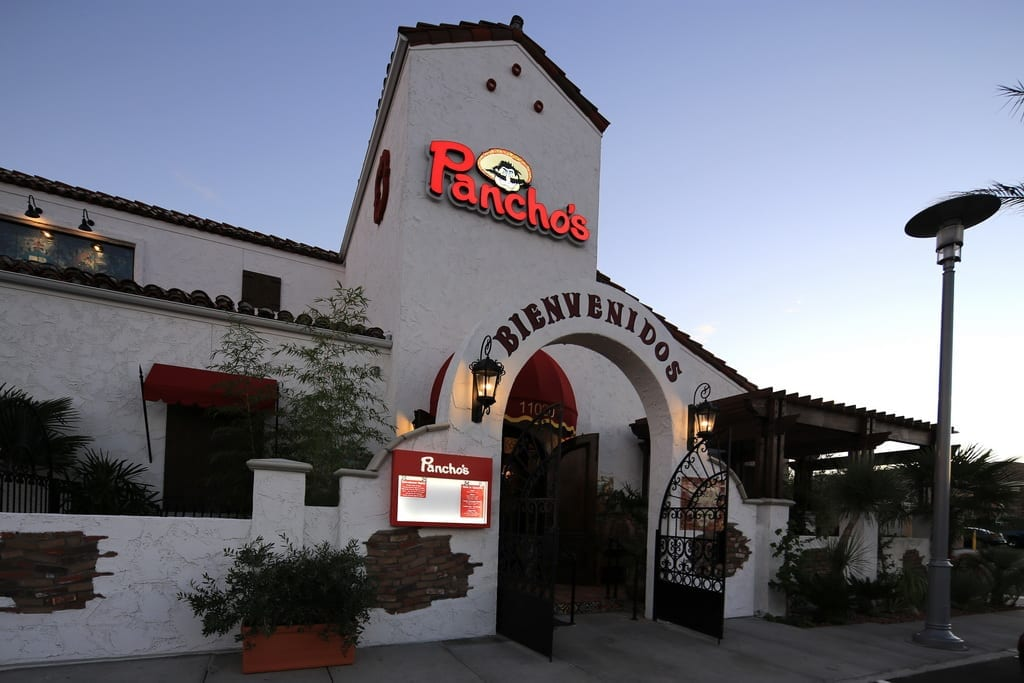 Panchos Mexican Restaurant Celebrates Mexican Independence Day