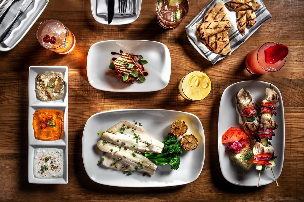 Greek Sneek Now Open at MGM Grand Las Vegas