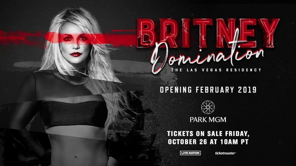 Britney Spears Domination