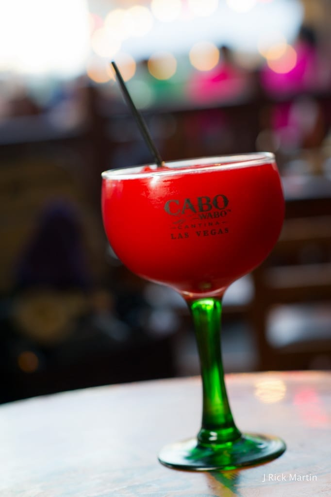 Cabo Wabo Strawberry Daiquiri