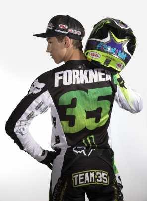 Monster Energy Supercross - Austin Forkner