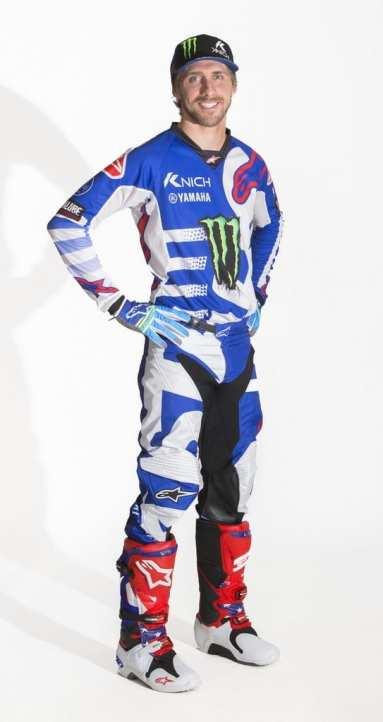 Monster Energy Supercross - Justin Barcia