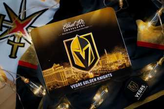 Ethel M Christmas 2018 - Golden Knights