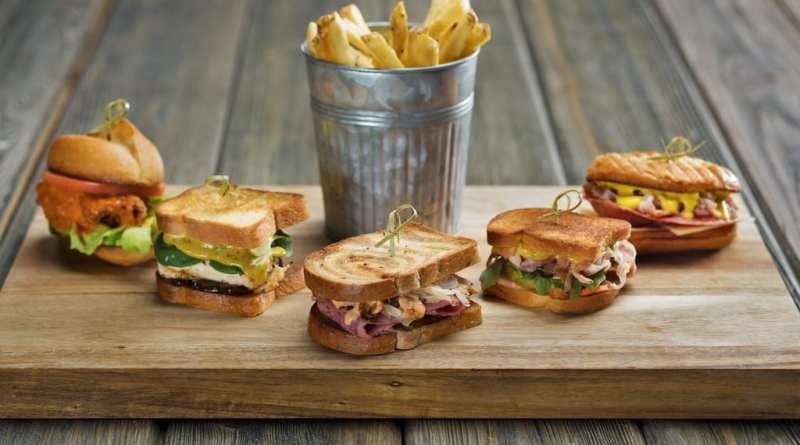 SG Bar - PT's Taverns - Mini Sandwiches