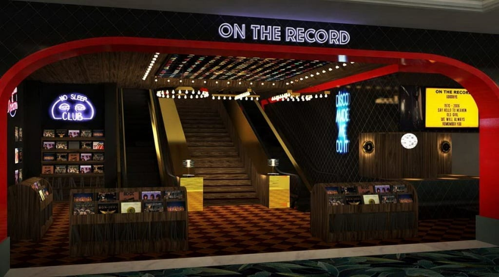 Mark Ronson Named Resident DJ at On The Record at Park MGM