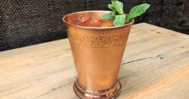 CRUSH's Irish Julep Cocktail