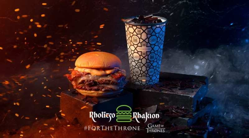 Dracarys Burger & Dragonglass Shake at Shake Shack - Game of Thrones