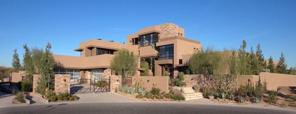 Live Next to Wayne Newton in a Las Vegas Luxury Home