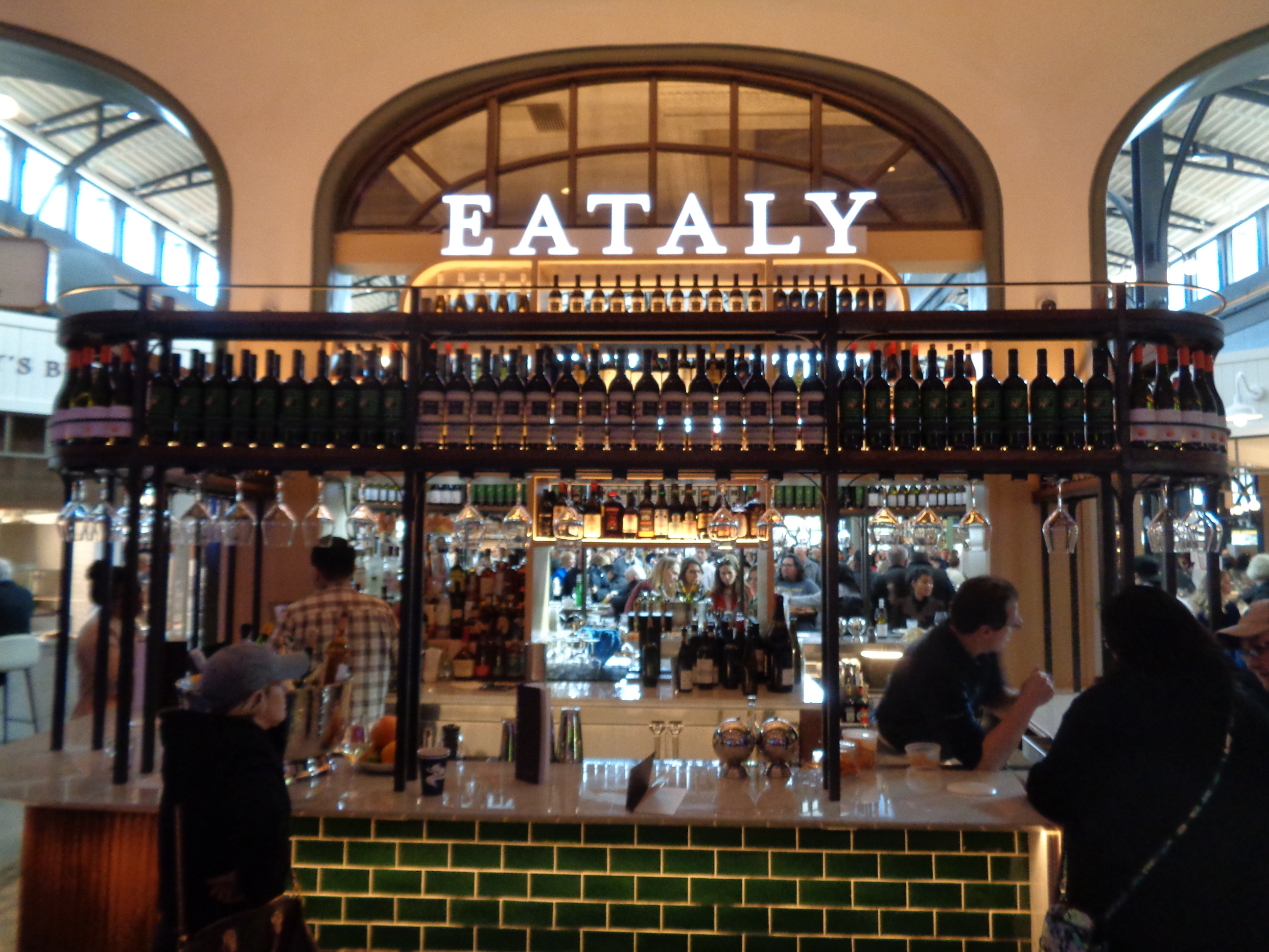 Eataly At Park Mgm Grand Opening Vegaschanges