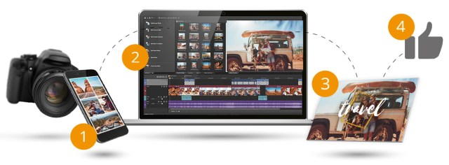Powerful movie making made easy