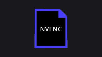 NVENC 10-bit HEVC rende