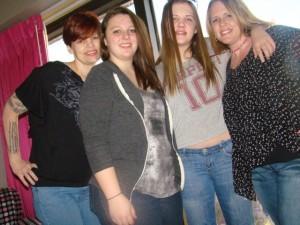 Lovely ladies.
