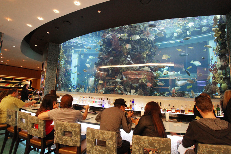 10 Great Casino Restaurants in Downtown Las Vegas for Solo Dining