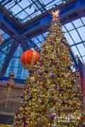 Christmas Tree Bellagio Gardens and Conservatory