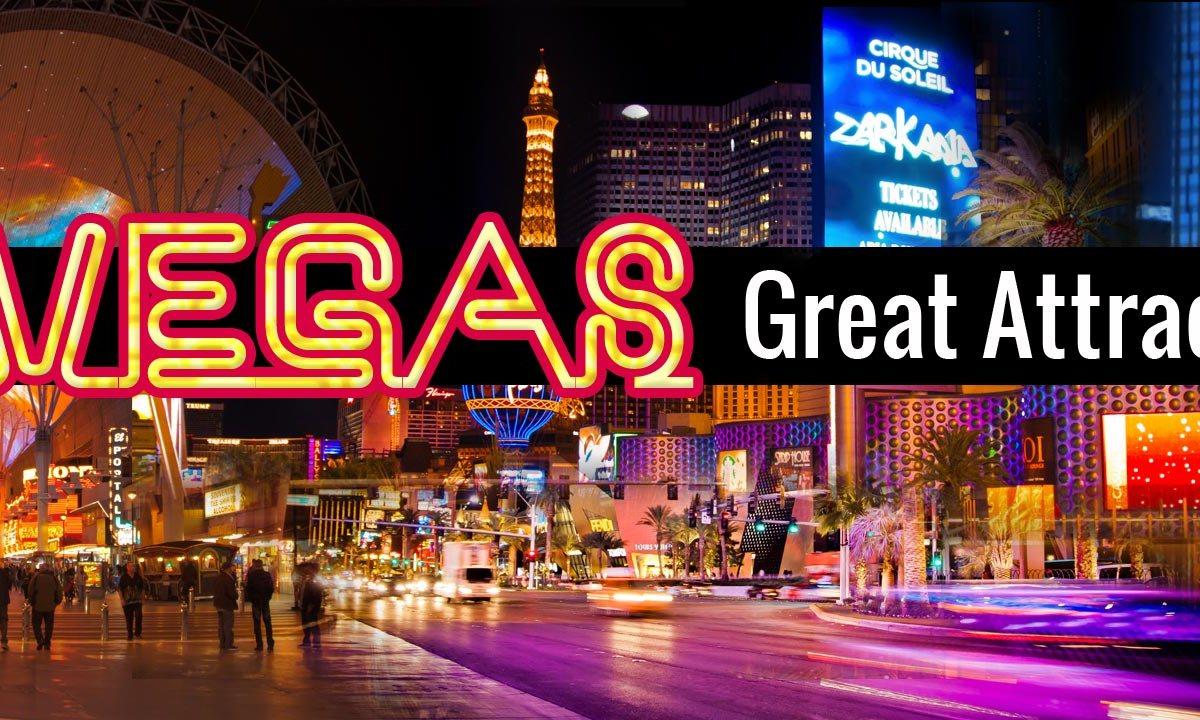 top banner vegas great attractions