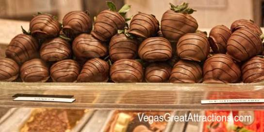 Chocolate at Jean Philippe Patisserie, Bellagio
