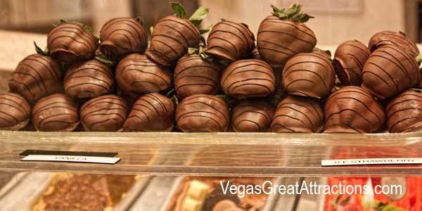 Chocolate at Jean Philippe Patisserie, Bellagio