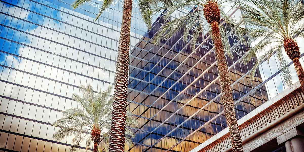 Las Vegas reflections featured image