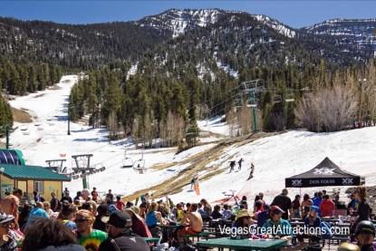 Las Vegas Ski and Snowboard Resort closing party