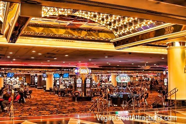 Riviera Casino on Las Vegas Strip