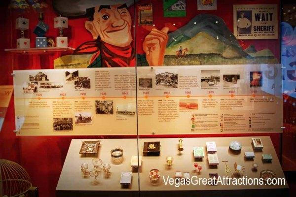 Las Vegas Gambling History at Nevada State Museum