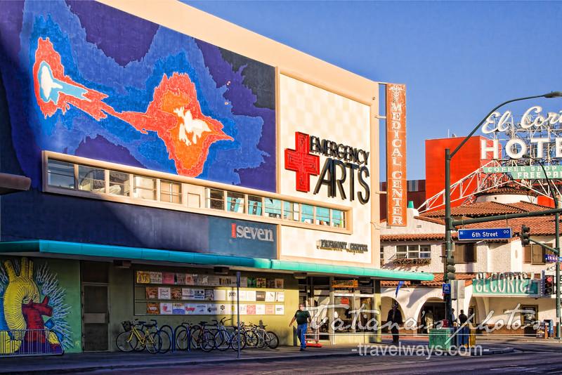 Las Vegas Emergency Arts