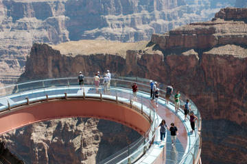 Grand Canyon Skywalk Express by Airplane from Las Vegas