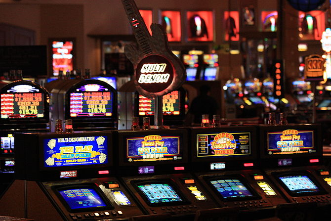 Hard Rock Casino, Las Vegas