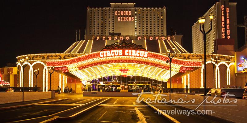 Circus Circus Hotel and Casino, Las Vegas