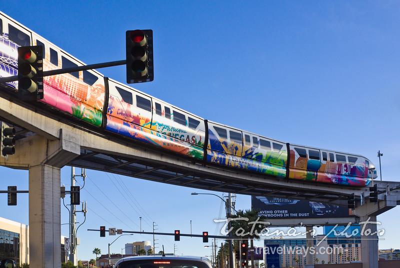 Las monorail strip vegas think, what