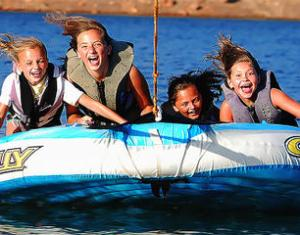 Private Water Sports Package on Lake Mead