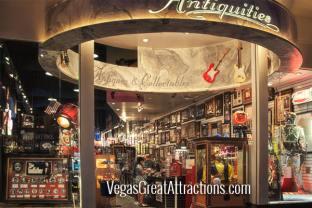 Antiques Store - Forum Shops at Caesars Palace, Las Vegas