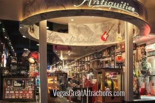 Antiques Store - Forum Shops at Caesars Palace, Las Vegas