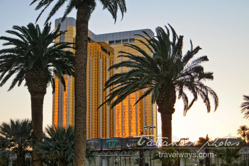 Mandalay Bay on Las Vegas Strip